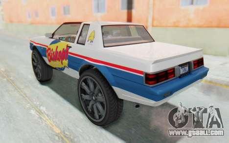 GTA 5 Willard Faction Custom Donk v2 for GTA San Andreas engine
