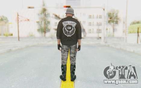 GTA 5 Lost Gang 2 for GTA San Andreas third screenshot
