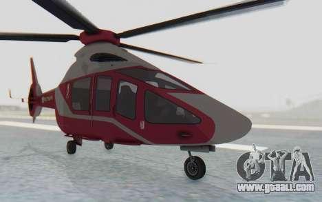 GTA 5 Buckingham Volatus v1 for GTA San Andreas