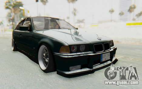 BMW 325tds E36 for GTA San Andreas right view