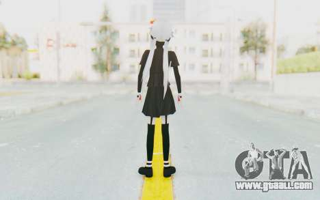 Gasai Yuno Ghoul for GTA San Andreas third screenshot