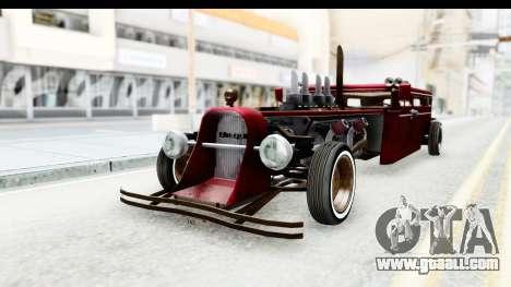 Unique V16 Fordor Ratrod for GTA San Andreas