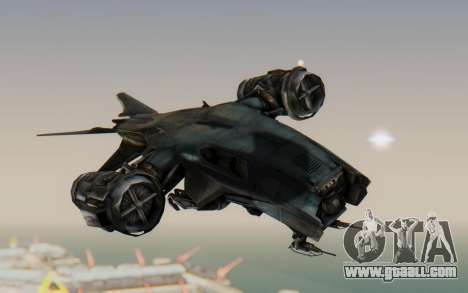 HK Aerial from Terminator Salvation for GTA San Andreas