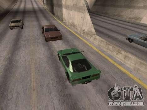 Ahead for GTA San Andreas second screenshot