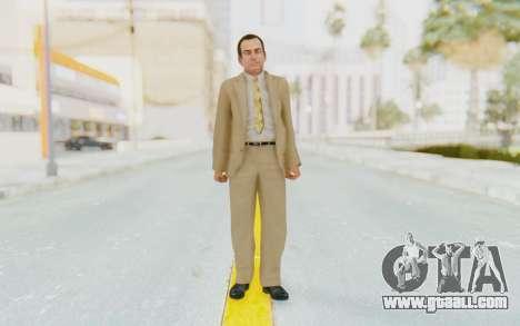 Mafia 2 - Eddie Scarpa for GTA San Andreas second screenshot