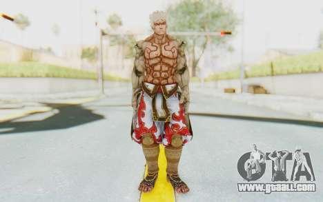 Asura Skin for GTA San Andreas second screenshot