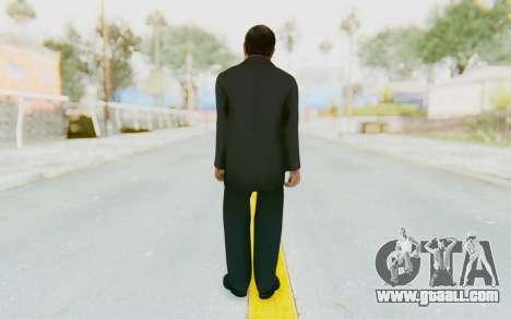 Mafia 2 - Wong for GTA San Andreas third screenshot