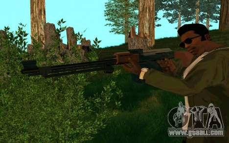 The PKK for GTA San Andreas third screenshot