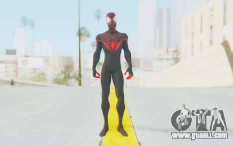 Miles Morales - Shatered Dimenshion for GTA San Andreas second screenshot