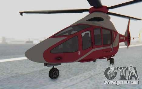 GTA 5 Buckingham Volatus v2 for GTA San Andreas