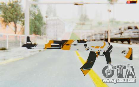 CS:GO - AK-47 Asiimov for GTA San Andreas