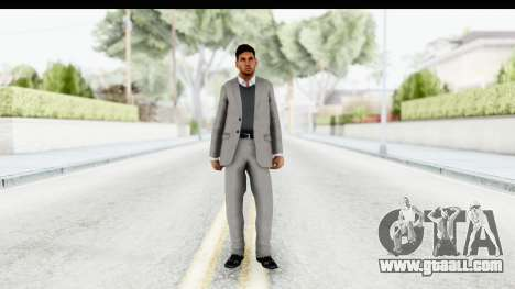 Messi Formal Fixed Up for GTA San Andreas second screenshot