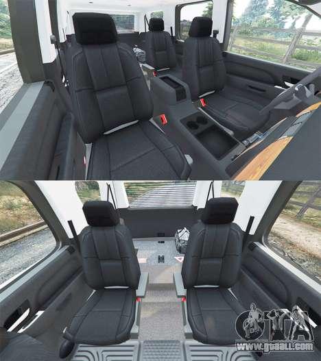 Chevrolet Tahoe for GTA 5