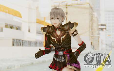 Dynasty Warriors 8: Xtreme Legends - Lu Lingqi 1 for GTA San Andreas