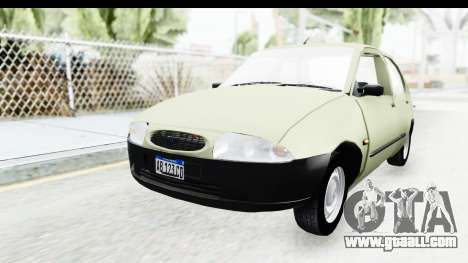 Ford Fiesta for GTA San Andreas
