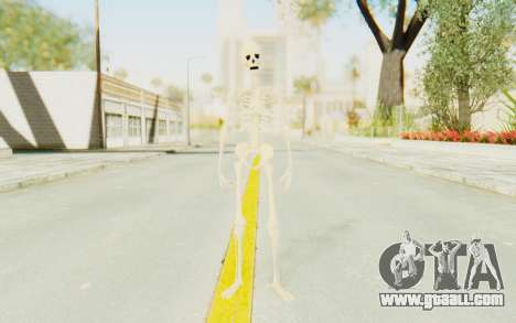 Skeleton for GTA San Andreas second screenshot