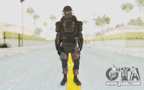 COD MW2 Russian Paratrooper v3 for GTA San Andreas second screenshot