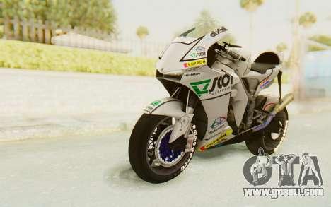 Honda RC212V for GTA San Andreas