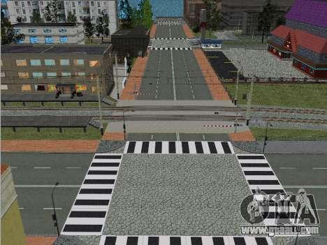 Textures for GTA Criminal Russia (Part 2) for GTA San Andreas second screenshot