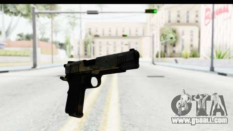 FarCry 3 - Colt 1911 for GTA San Andreas second screenshot