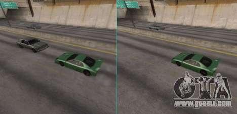 Ahead for GTA San Andreas