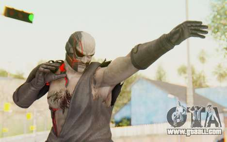 Dead Or Alive 5 Last Round - Raidou for GTA San Andreas