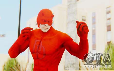 Marvel Heroes - Daredevil for GTA San Andreas