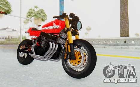 Honda CB750 Moge Cafe Racer for GTA San Andreas
