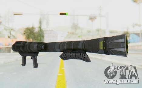 APB Reloaded - OSMAW for GTA San Andreas second screenshot