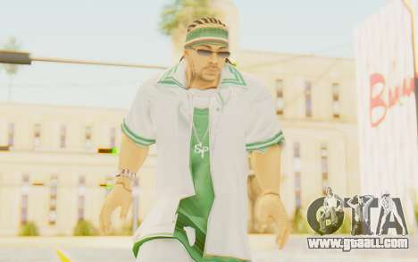 Def Jam Fight For New York - Sean Paul v1 for GTA San Andreas