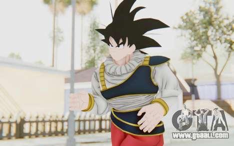 Dragon Ball Xenoverse Goku Yardrat Clothes for GTA San Andreas