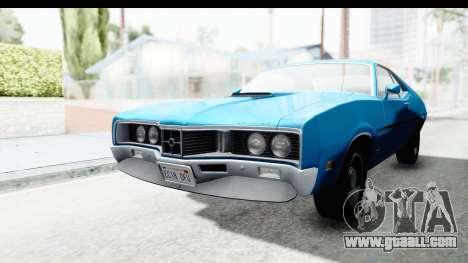 Mercury Cyclone Spoiler 1970 for GTA San Andreas right view
