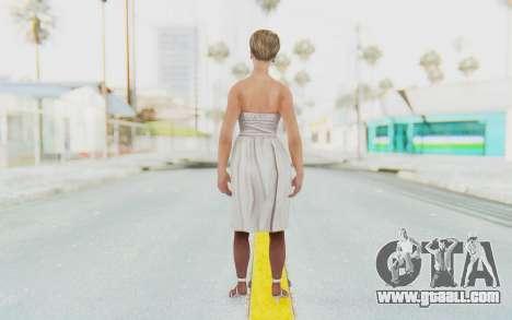 Mafia 2 - Gina for GTA San Andreas third screenshot
