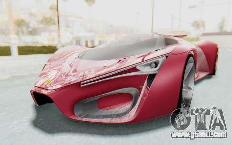Ferrari F80 Concept for GTA San Andreas