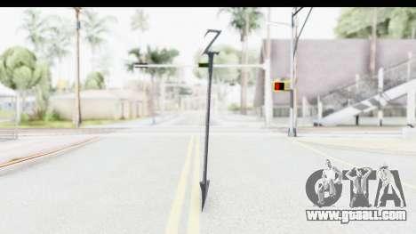 Lord Zedd Weapon for GTA San Andreas second screenshot