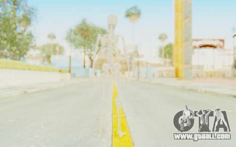 Skeleton for GTA San Andreas third screenshot