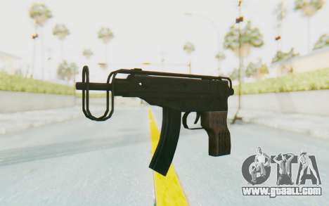 VZ-61 Skorpion Fold Stock for GTA San Andreas