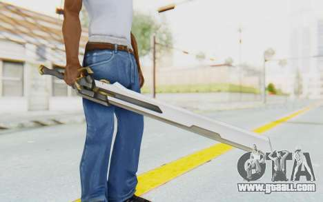 Seha Weapon for GTA San Andreas third screenshot