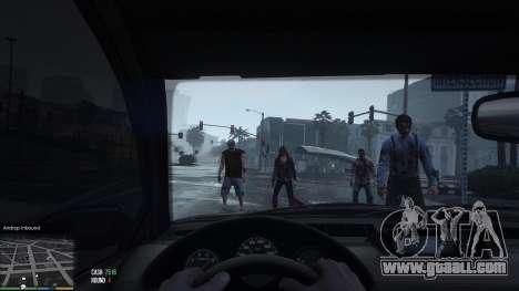 GTA 5 Zombies 1.4.2a second screenshot