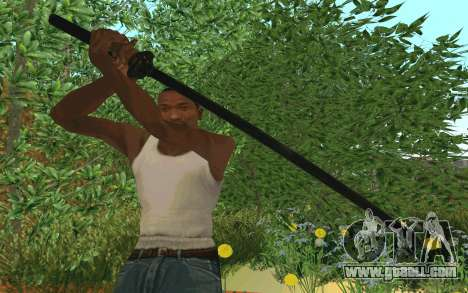 Sword of Blades for GTA San Andreas