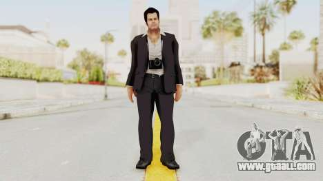 Dead Rising 2 Off The Record Frank West for GTA San Andreas second screenshot