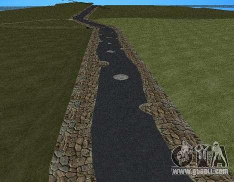 Textures for GTA Criminal Russia (Part 2) for GTA San Andreas sixth screenshot