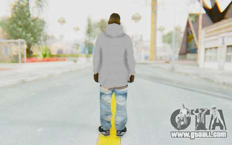 Bmycr Skin for GTA San Andreas third screenshot