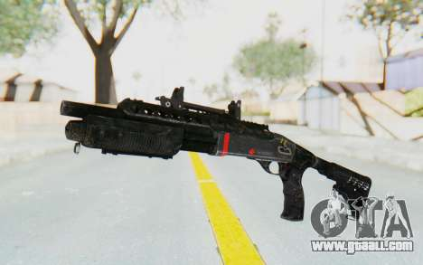 M870 from Rainbow Six: Siege for GTA San Andreas