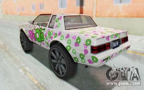GTA 5 Willard Faction Custom Donk v2 for GTA San Andreas