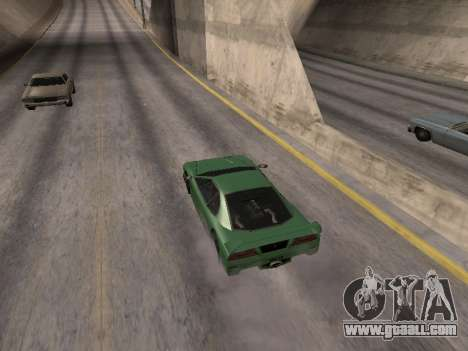 Ahead for GTA San Andreas third screenshot