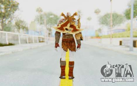 Kratos v2 for GTA San Andreas third screenshot