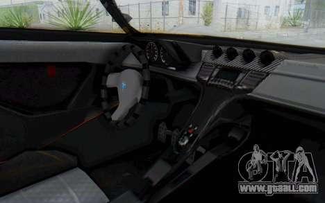 GTA 5 Grotti Prototipo v1 IVF for GTA San Andreas back view