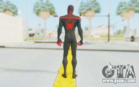 Miles Morales - Shatered Dimenshion for GTA San Andreas third screenshot