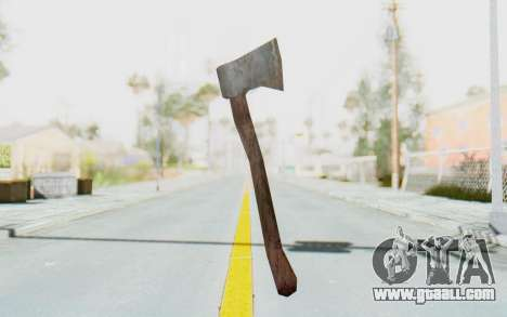 CoD Ghosts DLC Michael Myers Weapon for GTA San Andreas second screenshot
